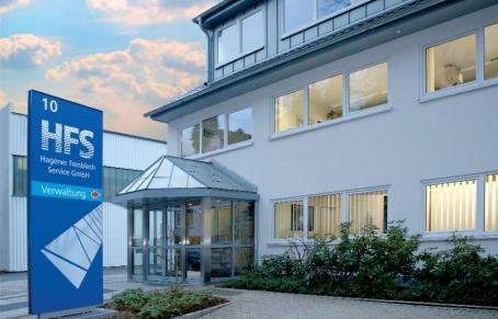Extension of office space in Hagen-Haspe