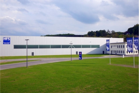 Barmerfeld: Final completion of the new site